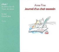 Vignette du livre Journal d'un chat assassin (Livre lu  1 CD)