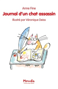Vignette du livre Journal d'un chat assassin
