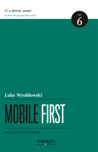 Mobile first, Jeffrey Zeldman