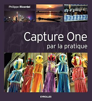 Vignette du livre Capture One par la pratique