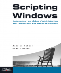 Vignette du livre Scripting Windows