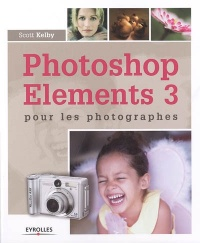 Vignette du livre Photoshop Elements 3