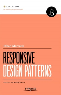 Vignette du livre Responsive Design Patterns - Ethan Marcotte, Mandy Brown