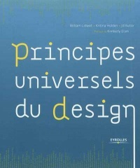 Vignette du livre Principes universels du design - William Lidwell, Kristina Holden, Jill Butler, Kimberly Elam