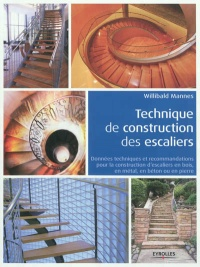 Technique de construction des escaliers, Donat Müller