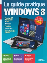 Vignette du livre Guide pratique Windows 8 (Le) - Fabrice Neuman