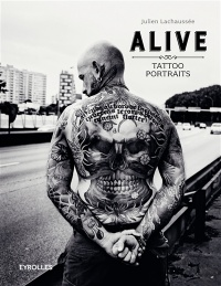 Alive : Tattoo portraits,  Tin-Tin