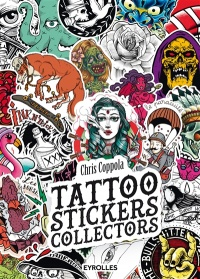 Vignette du livre Tattoo Stickers Collectors