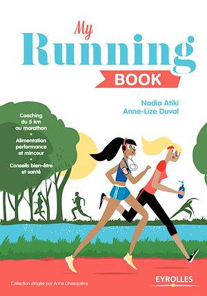 Vignette du livre My Running Book
