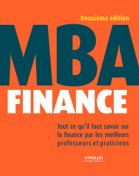 Vignette du livre MBA finance