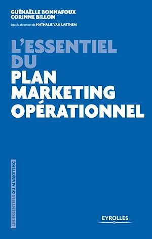 Vignette du livre Essentiel du plan marketing opérationnel (L')