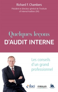 Quelques leçons d'audit interne - Richard F. Chambers
