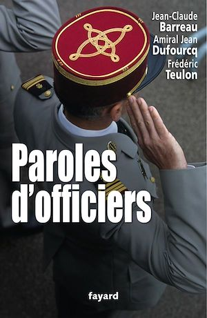 Vignette du livre Paroles d'officiers