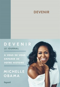 Vignette du livre Devenir : le journal - Michelle Obama
