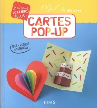 Vignette du livre Cartes pop-up - Charlie Pop, Thierry Antablian, Laurent Stefano
