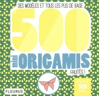 500 mini origamis fruités ! - Emilie Ramon