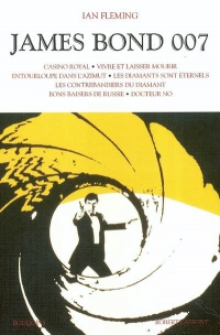 Vignette du livre James Bond 007 T.1