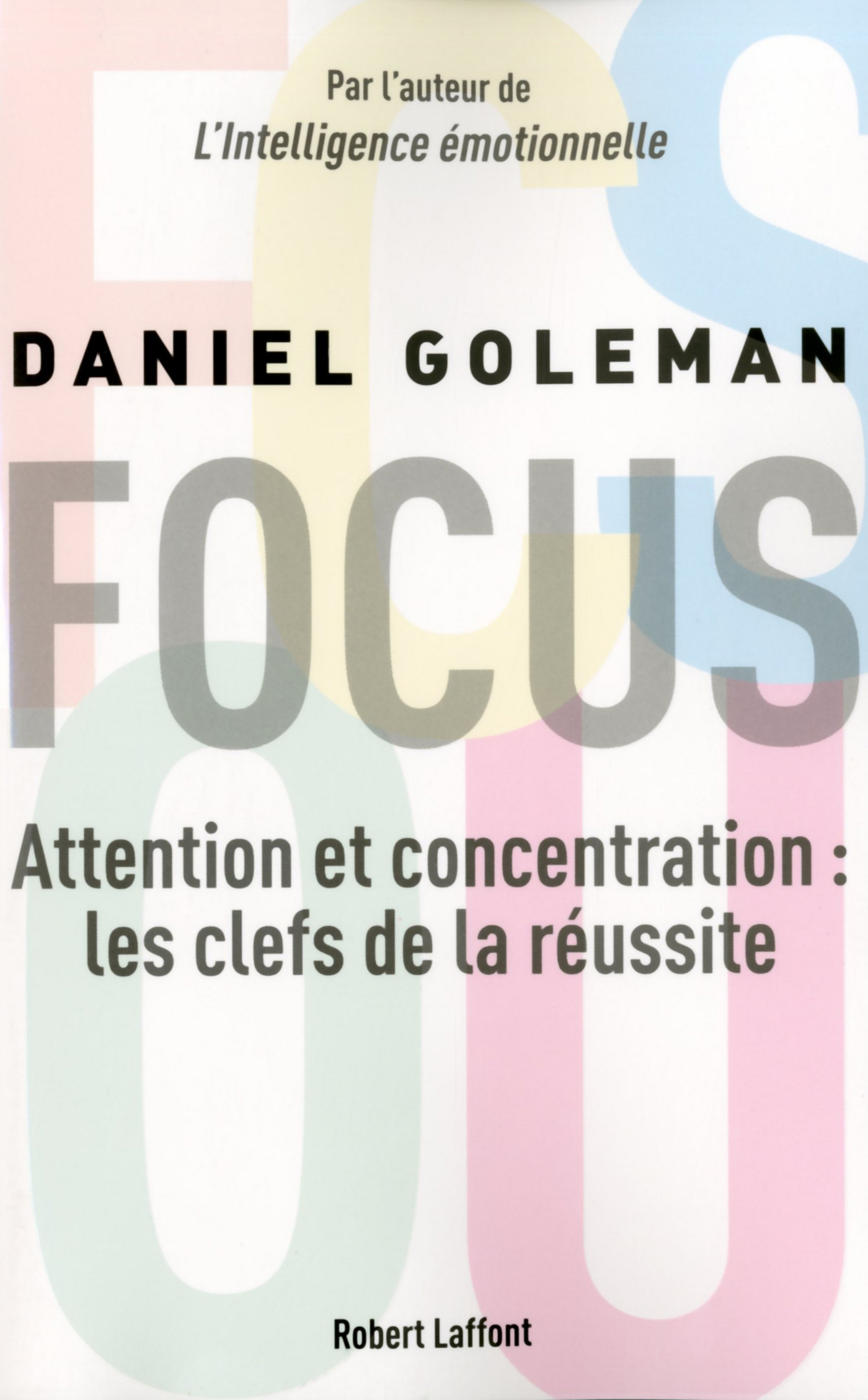 Vignette du livre FOCUS -ATTENTION ET CONCENTRATION:... [N