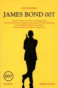 Vignette du livre James Bond 007 T.1: Docteur No