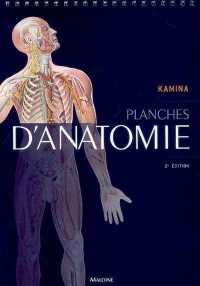 Planches d'Anatomie Humaine - Pierre Kamina