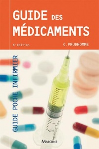 Guide des médicaments - Christophe Prudhomme