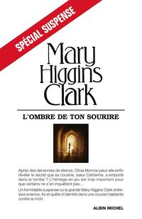 Ombre de ton Sourire (L') - Mary higgins Clark revers