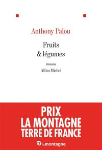 Fruits & Légumes - Anthony Palou revers