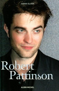Vignette du livre Robert Pattinson