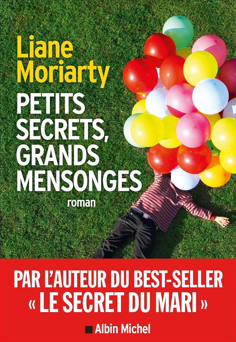Petits secrets, grands mensonges - Liane Moriarty revers