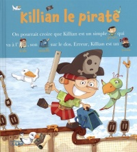Vignette du livre Killian le pirate