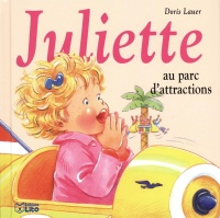 Vignette du livre Juliette au parc d'attractions