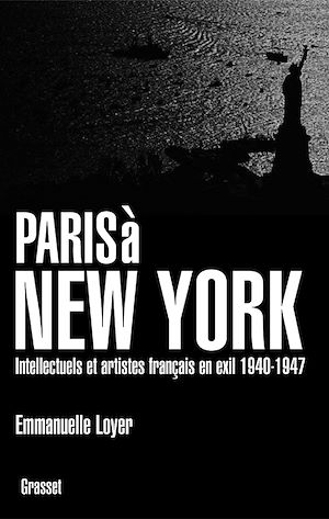 Vignette du livre Paris à New York
