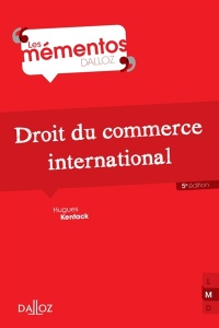 Vignette du livre Droit du commerce international 5e Éd. - Hugues Kenfack