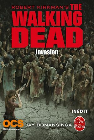 Vignette du livre The Walking Dead : Invasion