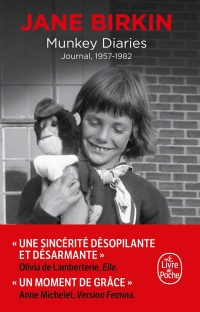Vignette du livre Munkey Diaries. Journal 1957-1982 - Jane Birkin