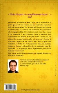 Maudit Karma par David Safier   Littérature   Roman canadien et étranger   Leslibraires.ca