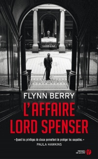 Vignette du livre L'affaire lord Spenser
