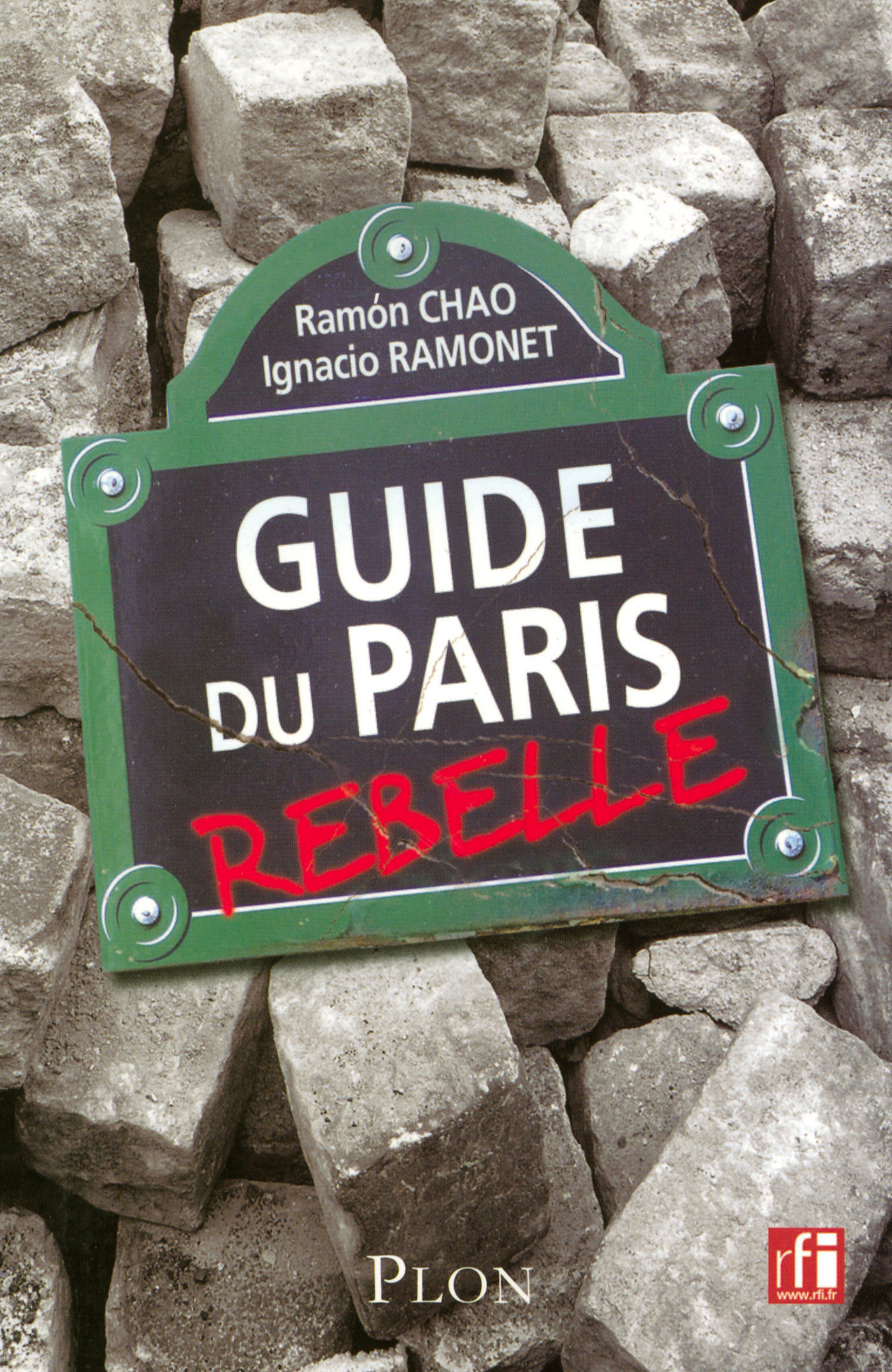 Vignette du livre Guide du Paris rebelle