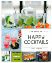 Vignette du livre Happy cocktails