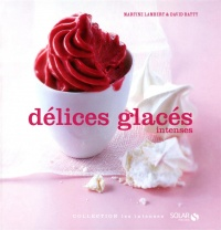 Vignette du livre Délices glacés intenses - David & lambert Batty