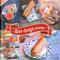 Vignette du livre Hot-Dog factory: variations gourmandes