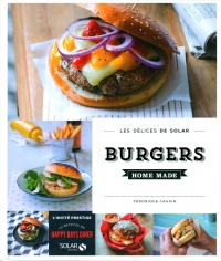 Vignette du livre Burgers home made