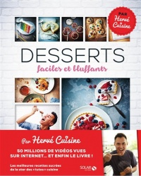 Desserts faciles et bluffants, Valéry Guedes