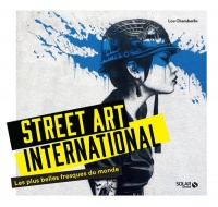 Vignette du livre Street Art International - Lou Chamberlin