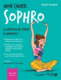 Mon cahier sophro, Sophie Ruffieux