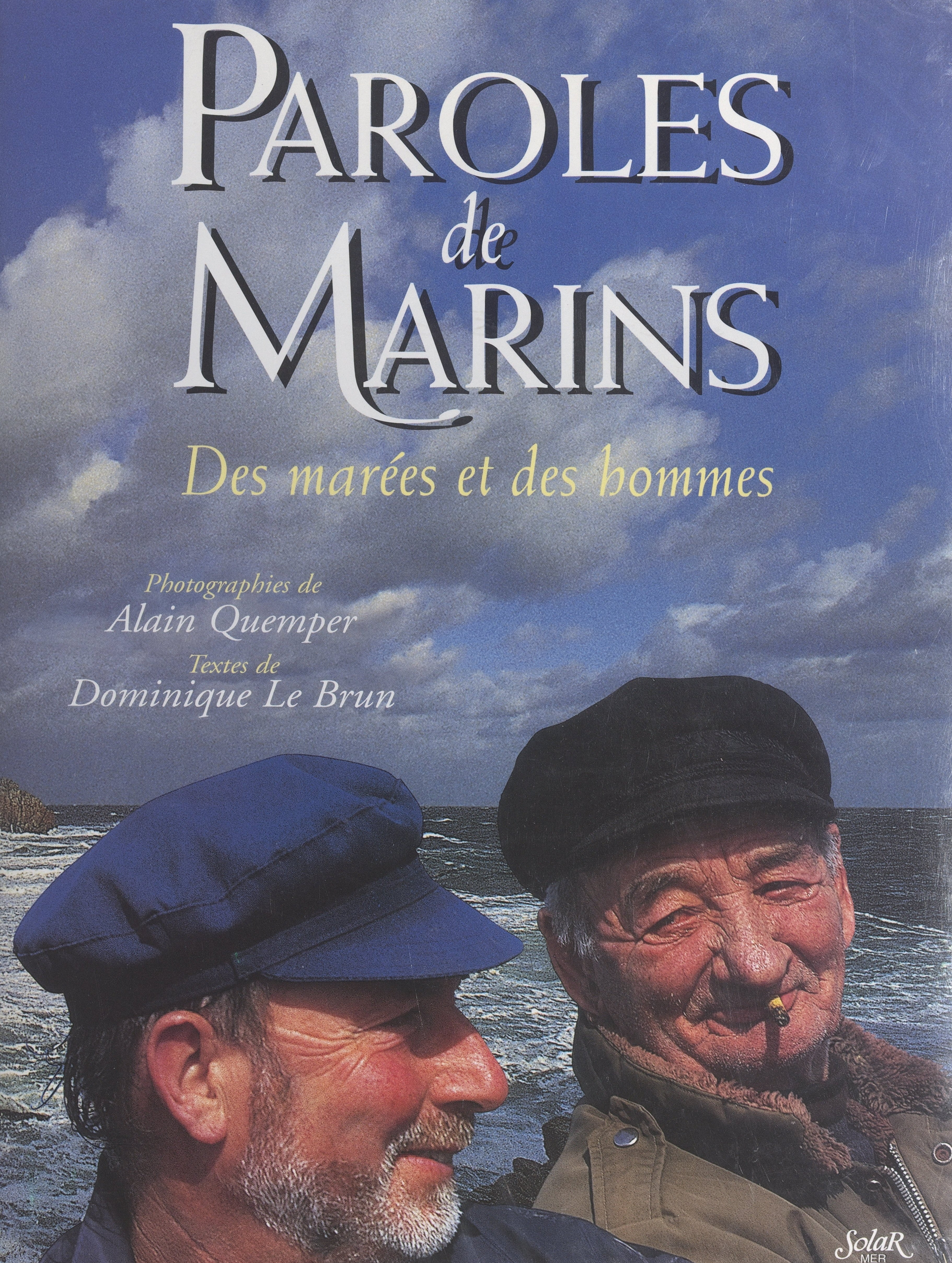 Vignette du livre Paroles de marins