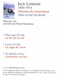 Histoires du Grand Nord - Jack London revers