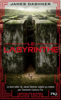 L'épreuve T.1 : Le labyrinthe - James Dashner
