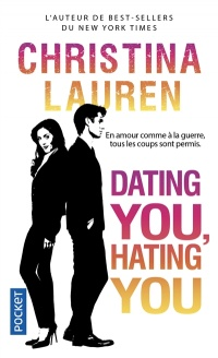 Vignette du livre Dating you, Hating you