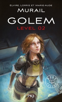 Golem Level 2, Marie-Aude Murail